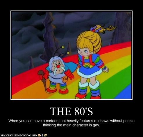 80s cartoons childrens tv gay rainbow bright - 3088236288