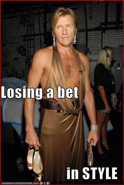 comedian crossdressing denis leary losing style - 3089103872