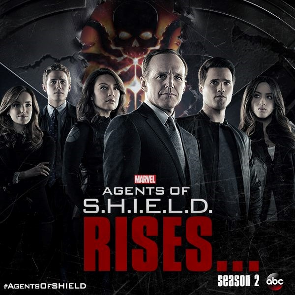 cast premiere agents of shield - 308997