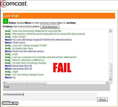 comcast customer service phone stupid - 3092047104