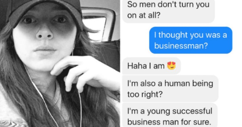 18 Year Old Entrepreneur Asks Businessman For Advice and Gets Sexually Propositioned Instead