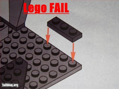 g rated impossible instructions lego toys - 3092568320