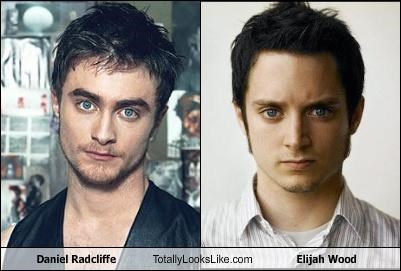 actor Daniel Radcliffe elijah wood - 3092861952