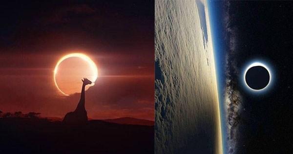 fenomeno natural eclipse