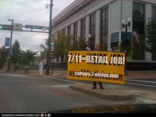 7/11=RETAIL JOB! careers.7-eleven.com