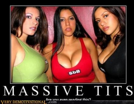 are-you-reading boobies hilarious huge massive Sexy Ladies - 3095639808