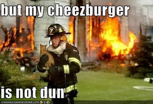 cheezburger fire fire department fireman - 3095949312