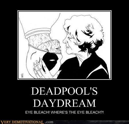 daydream,deadpool,eww