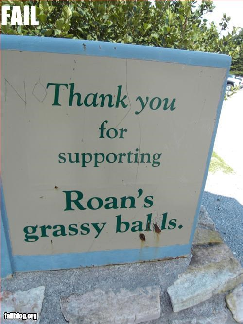 appreciation failboat grass innuendo signs - 3101186560