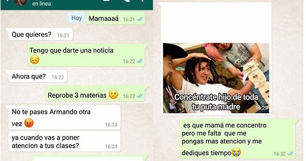 madre ejemplar meme
