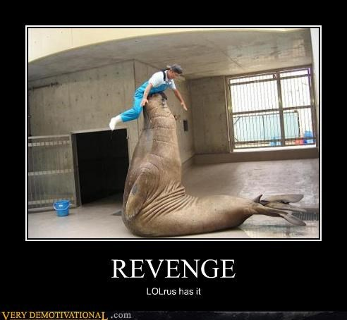 revenge,lolrus