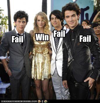 Fail Fail Fail Win