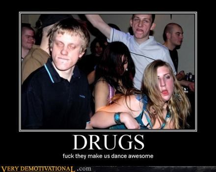 dance drugs hilarious rave white kids yikes