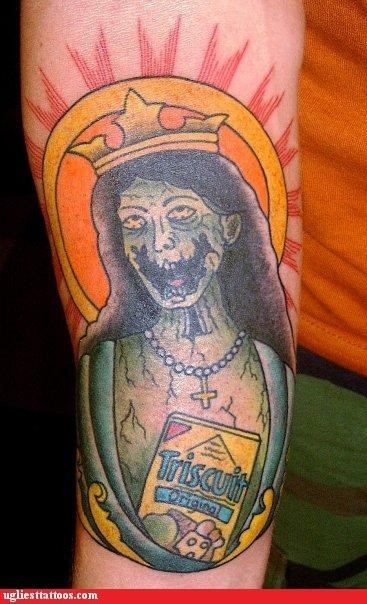 brand loyalty food religion zombie - 3110672896