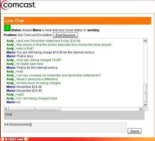 arithmetic,comcast,fffffffffuuuuuu,infuriating chat,its-just-a-dollar-dude-let-it-go,math,public school failure,screenshot
