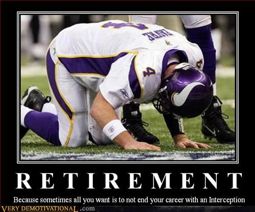 favre hilarious Mean People retirement the vikes were robbed by the saints there is this phrase to describe my emotions around that SIKE - 3111625984