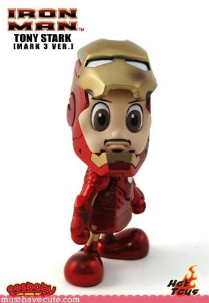comics iron man Super Deformed toys - 3112436480