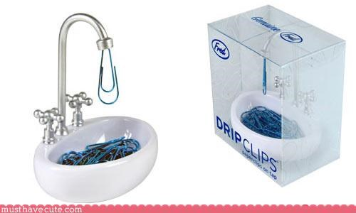 clip cute Drip handy Office - 3112451584