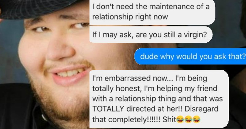 Creeps Hilariously Try to Backpedal After Their Attempts FAIL
