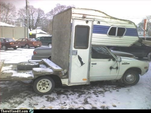 camping,not street legal,trailers,truck