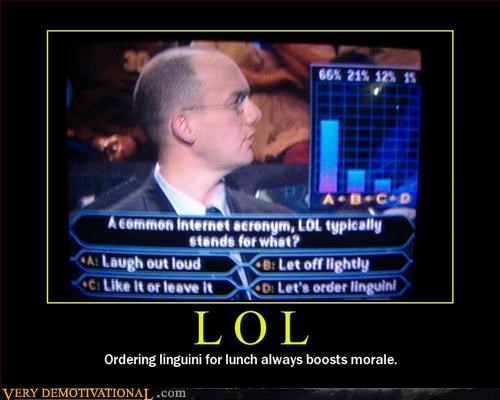 hilarious idiots lol Who Wants To Be A LOLLionaire - 3115510272