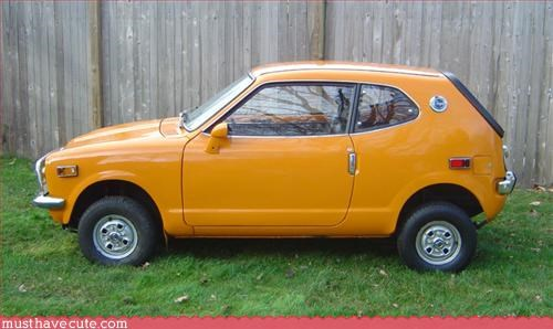 car cute orange sweet Teeny - 3116058880