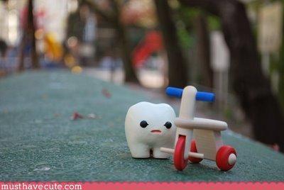 art cute figurine kids sweet toy white