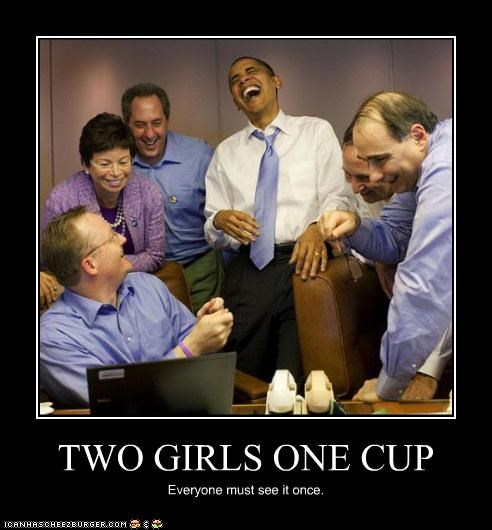 TWO GIRLS ONE CUP Share Tweet WhatsApp Pin It Email Cheezburger Image 3117970176