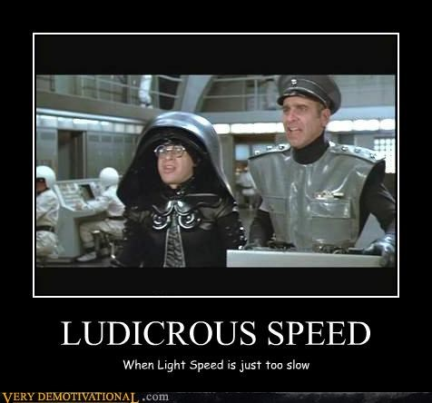 ludicrous speed Movie spaceballs - 3118668032
