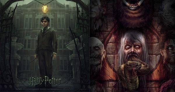 Harry Potter miedo