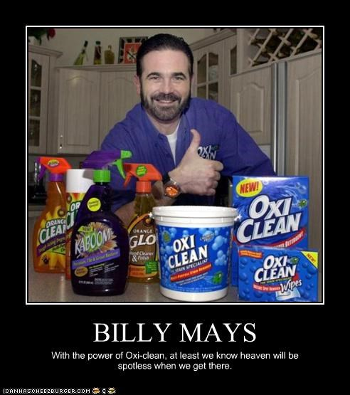 Billy Mays heaven oxiclean rip TV Infommericals - 3120416000