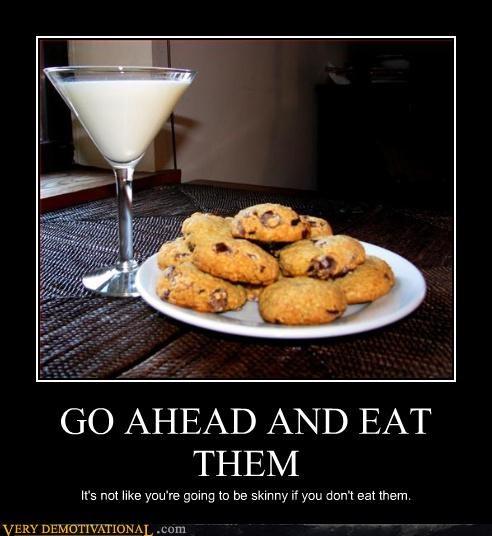 fat jokes food cookies - 3120593664