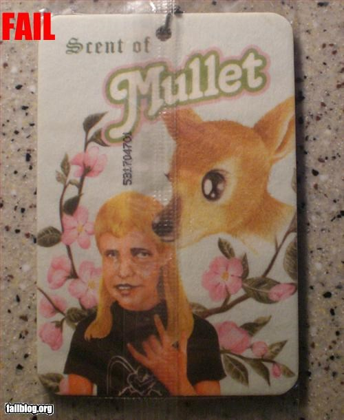 air freshener cars g rated mullet scent - 3122991616