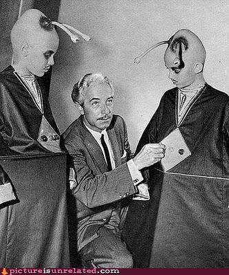 alien school vintage wtf - 3123552256