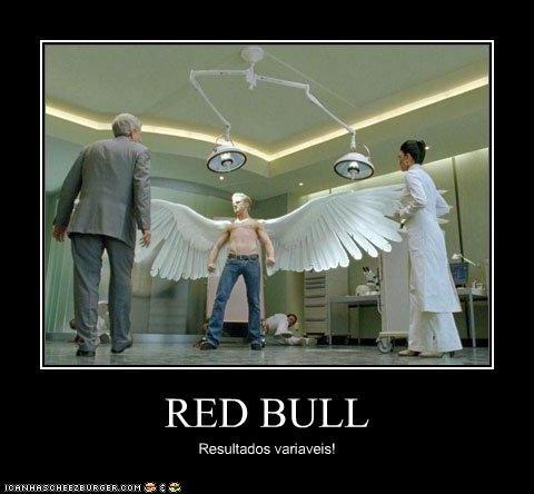 RED BULL Resultados variaveis!