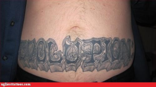 belly tats,spell check,words