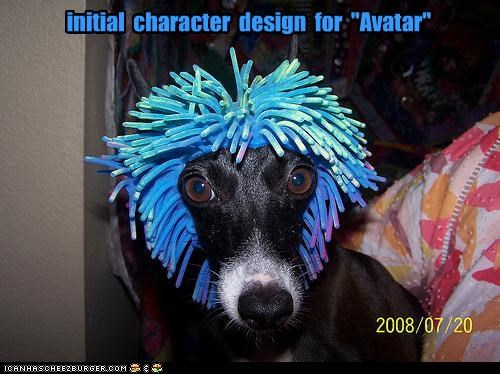 Avatar blue costume greyhound movies - 3128138752