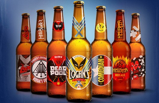 beer design superheroes anti-hero