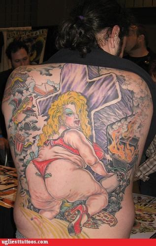 back pieces,food,religion