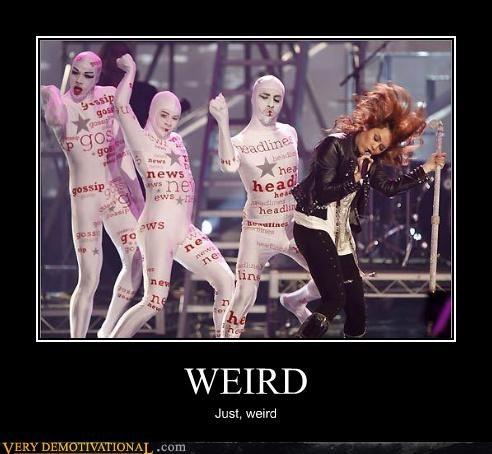 wtf,concert,strange