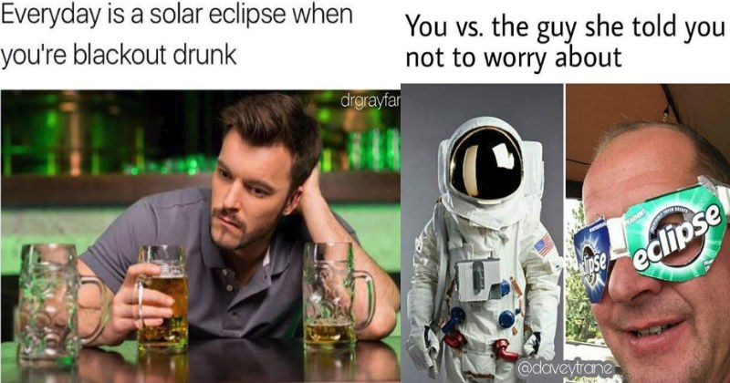 humor Memes eclipse funny - 3134213