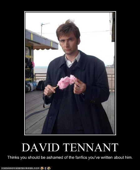 David Tennant doctor who fanfiction sci fi - 3135171072
