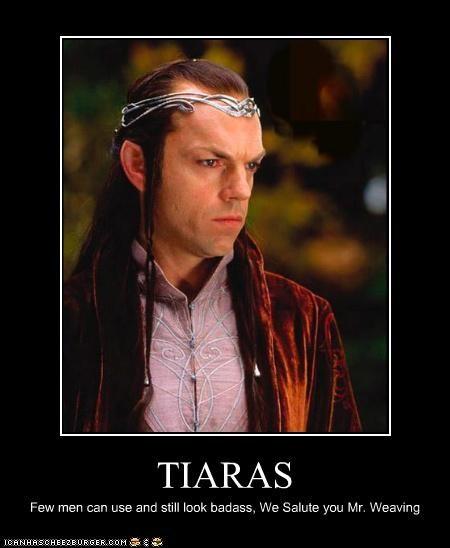 Hugo Weaving Lord of the Rings princess sci fi - 3135276032