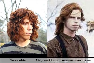 children of the corn horror movies olympics shawn white snowboarder - 3138372608