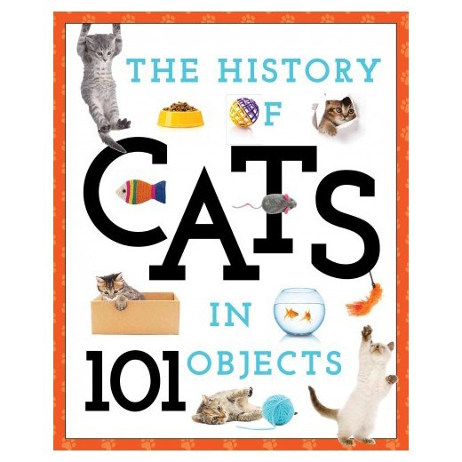 new book for cat lovers