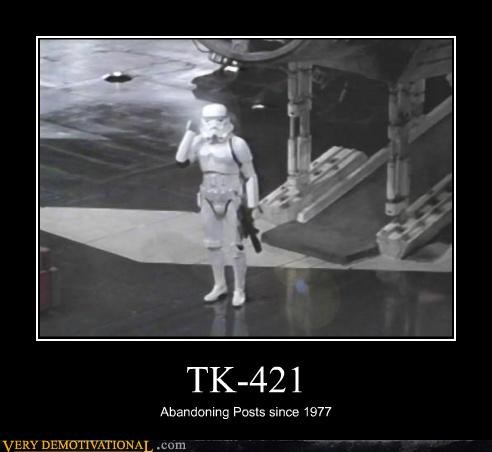 star wars stormtrooper tk-421