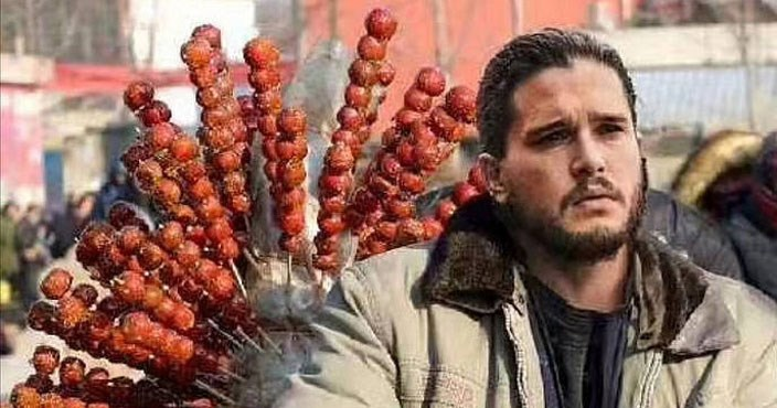 Collection of funny Photoshop memes - game of thrones characters as chinese street vendors.