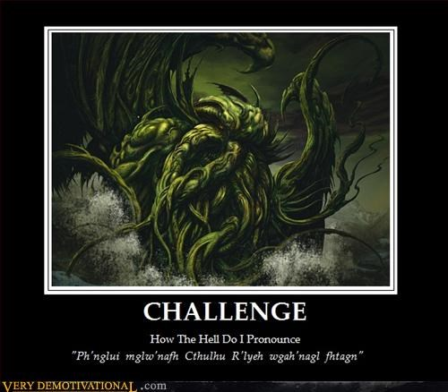 Pronunciation,words,cthulhu