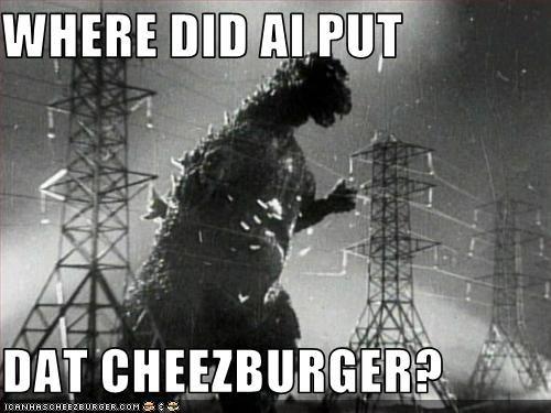 Cheezburger Image 3157875712