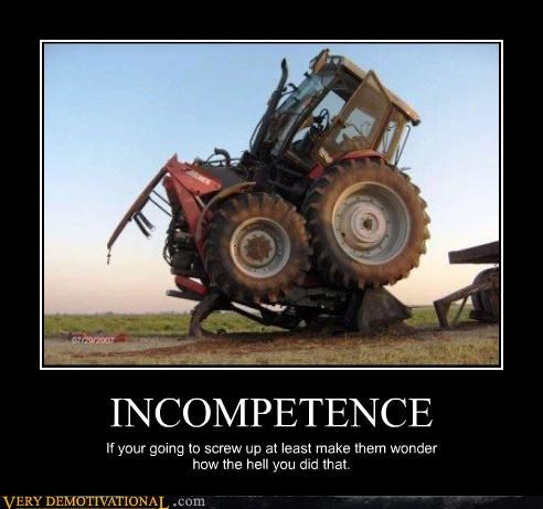 wtf tractor incompetence - 3160635392